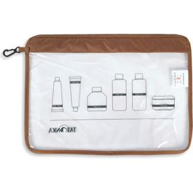 Tatonka Zip Flight Bag A4 transparent